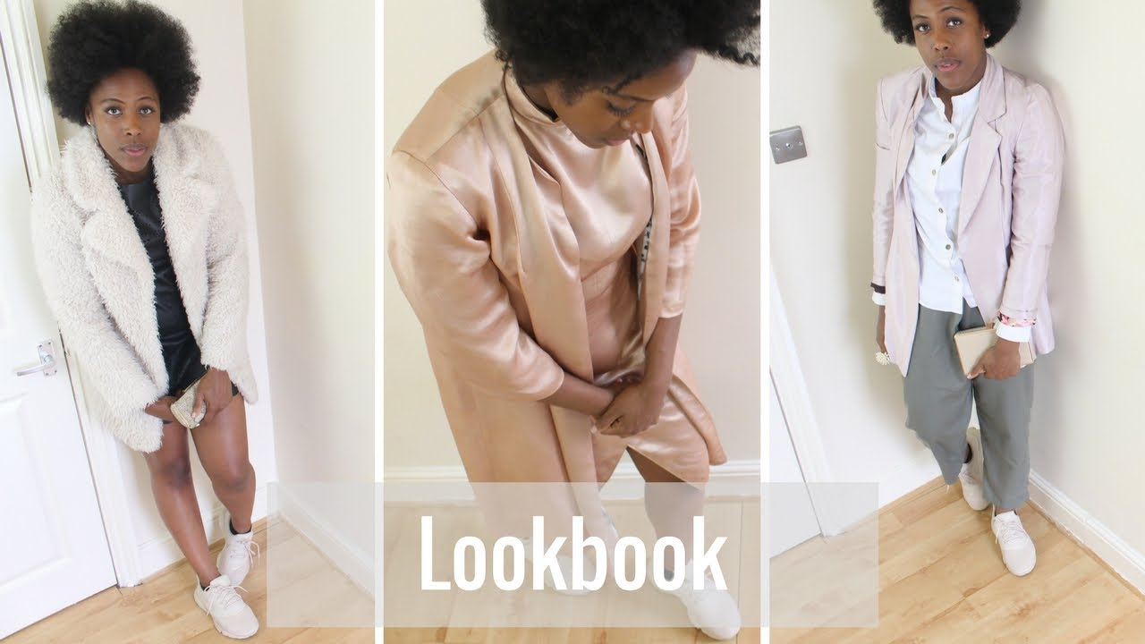 ciervo Menagerry Aptitud  LOOKBOOK | Nike Presto Fly | Girl With The Afro - YouTube