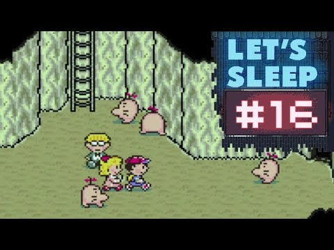 Let's Sleep Earthbound mit Andy | #16
