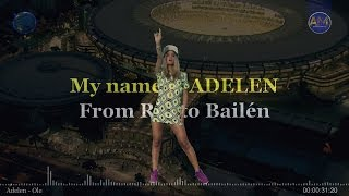 Download Mp3 Adelen - Ole  Lyrics