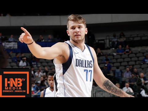 Dallas Mavericks vs Charlotte Hornets Full Game Highlights | 10.12.2018, NBA Preseason