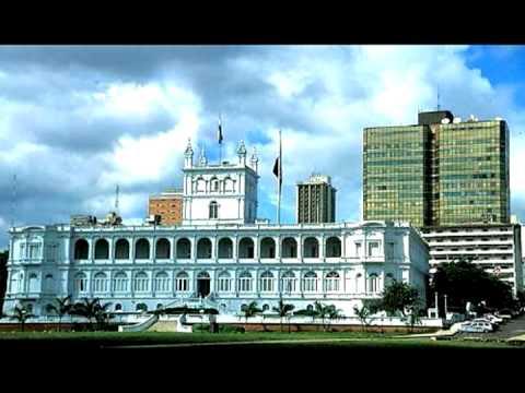 Asunción del Paraguay - Slide de fotos con música de Gaia.