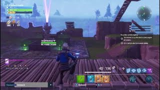 My base on fortnite save the world (Nain construction :()