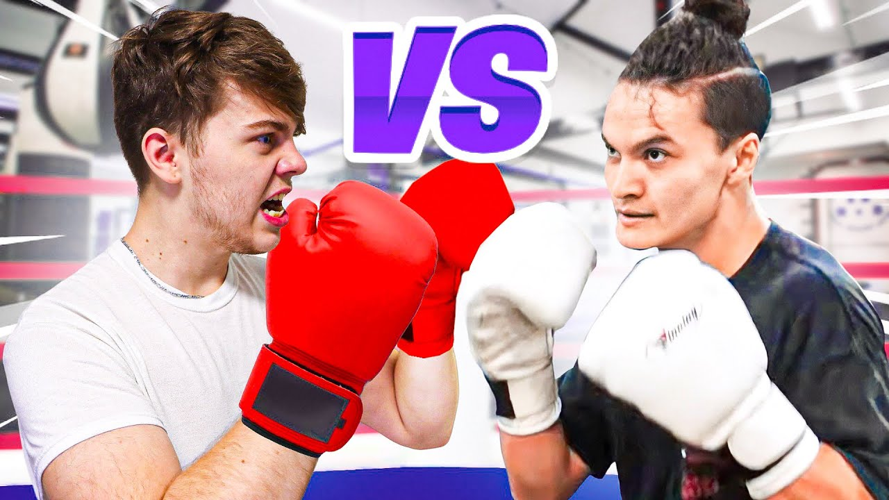 Calling out FaZe Jarvis to box...