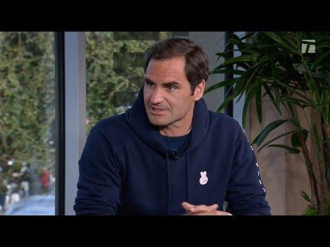 Tennis Channel Live: Roger Federer & Rafael Nadal On Future of Men's Tennis ATP Tour