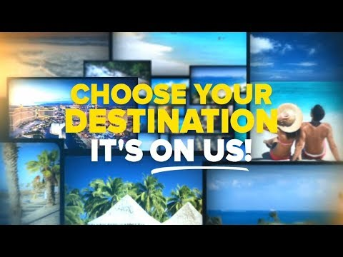 Advertising Bait Vacation Destination Options