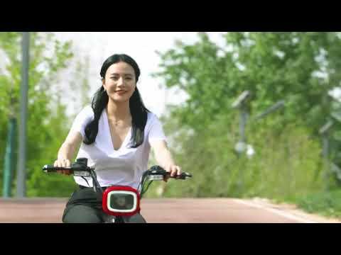 Xiaomi Mi Himo Electric Bicycle T1 Youtube