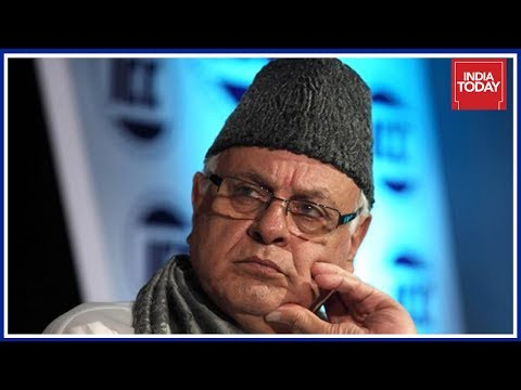 Farooq Welcomes 3rd Party Intervention In Kashmir