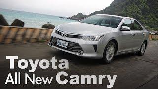 嶄新動能 Toyota All New Camry