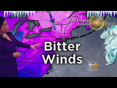 Wind Chill Advisories In Effect