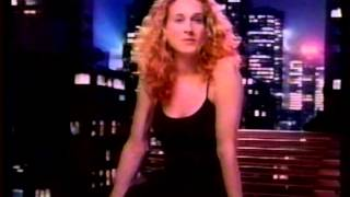 HBO PROMOS 1998 SEX AND THE CITY PREMIERE SARAH JESSICA PARKER