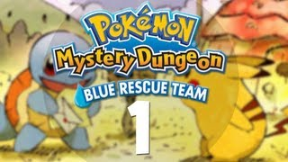 Pokémon Mystery Dungeon: Blue Rescue Team - Part 1