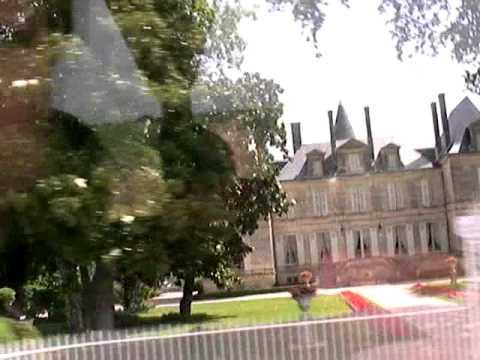 シャトー・ピション・コンテスを通過20060614 Château Pichon comtesse