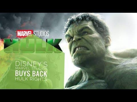 Disney's Marvel Studios buys back Hulk Rights from Universal Studio