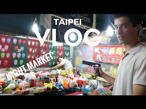 Best Night Market in Taipei