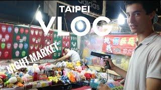 Best Night Market in Taipei