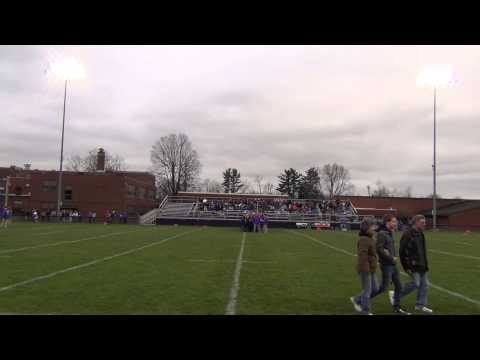 East Knox High School 2013 Fall sports Senior Night