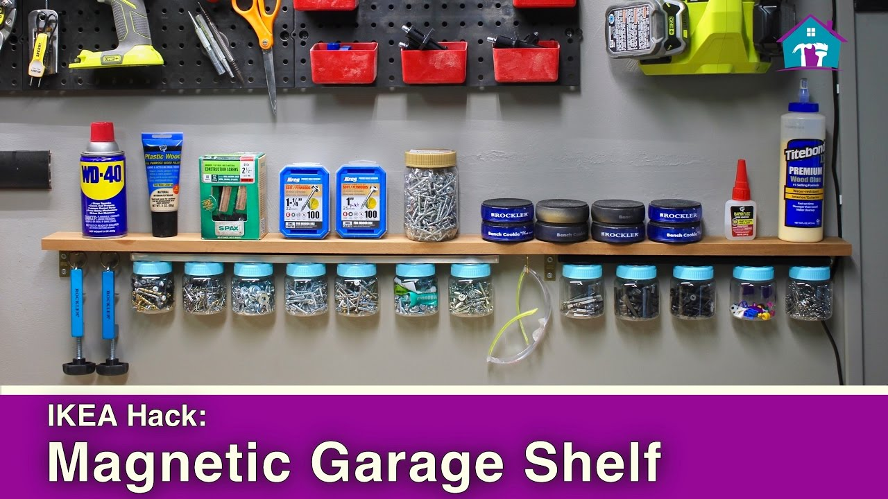 things garage for kitchen out wall using empty cabinets the sorting it organization ready fix blog ikea