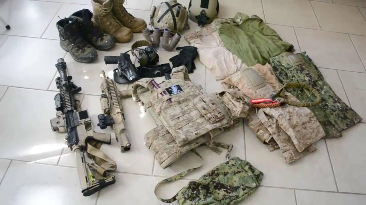 Direwolf Airsoft - Saint's Navy SEAL Loadout