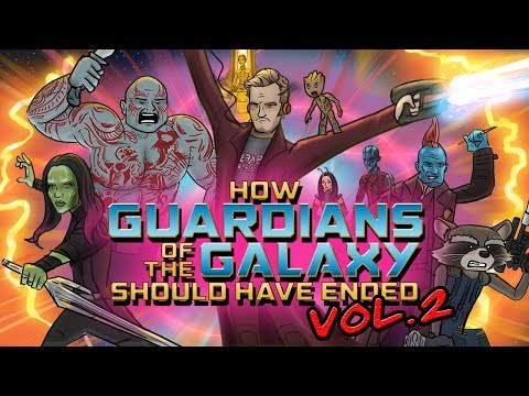 How Guardians Of The Galaxy Vol Should Have Ended