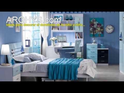 Ideas y consejos para dormitorios juveniles, para chicos, chicas y ...