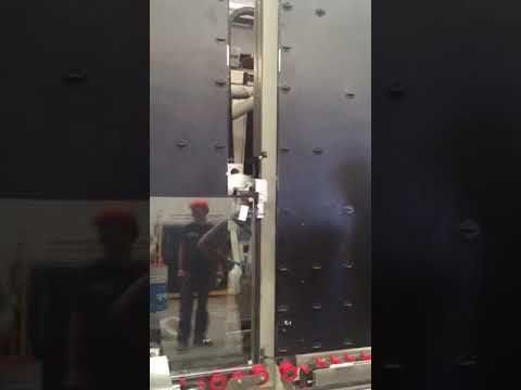 Sealing robot  for IG production line from Lijiang glass