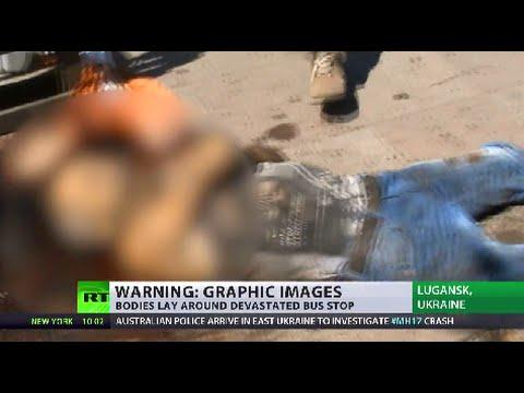 Dozens killed in latest Kiev army shelling in E. Ukraine's Gorlovka