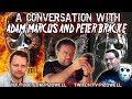 A Conversation With Director Adam Marcus & Author Peter Bracke
