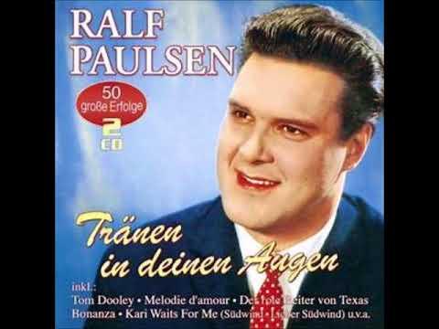 Tränen In Deinen Augen  -   Ralf Paulsen 1959