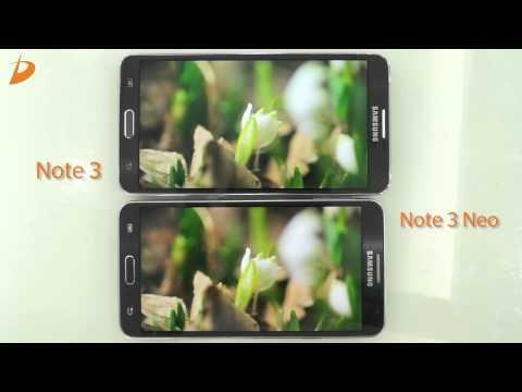 Note 3 NEO - Note 3 giá rẻ hay sự tối ưu về giá cho người Việt?