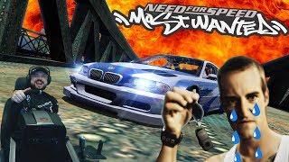 Долгожданный ФИНАЛ 🔥 Гонки против Рэйзора и эпичнейшая погоня  Need for Speed: Most Wanted