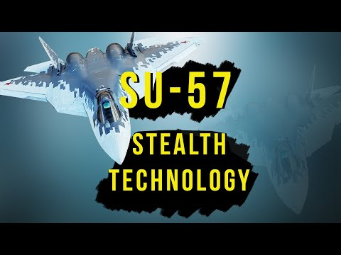 Su-57 Stealth Technology[2019] Information From Russia's Military Program.