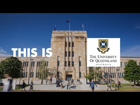 1 Minute with The University of Queensland