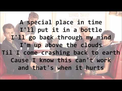 The Vamps - Another World (with Lyrics)