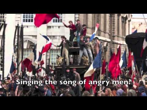 Les Misérables - Do You Hear the People Sing?:歌詞+中文翻譯