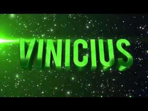Nova intro do canal /Vinícius Games!