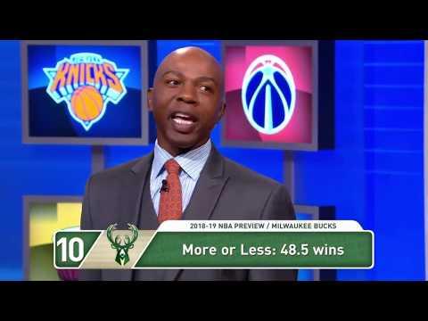 2018-19 NBA Preview   Milwaukee Bucks