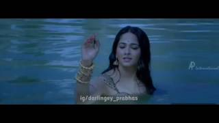 Prabhas and Anushka manip video | Pranushka Video Manip | Bahubali x Rudramadevi | Water Scenes