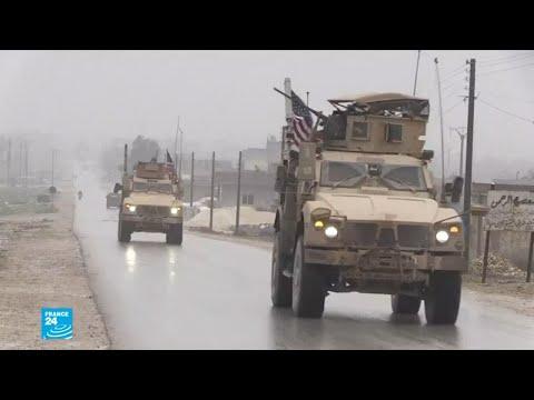 سوريا: قتلى في ثاني تفجير انتحاري بأقل من أسبوع يستهدف القوات الأمريكية  - نشر قبل 19 دقيقة