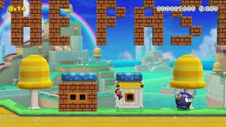 Back To The Future (Recreated) By Syntree一 SUPER MARIO MAKER 2 一 No Commentary