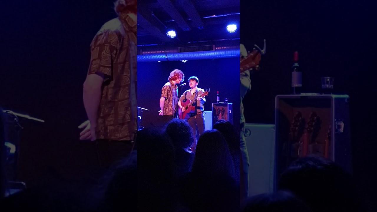 Conor Scott & Ryan McMullan - Oh Susanna (live im Nochtspeicher in Hamburg, 11.11.2019)