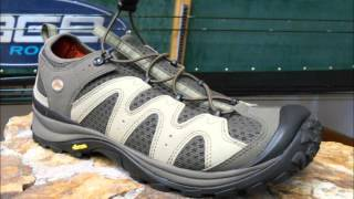 A Review of the Simms Riprap Wading Shoe