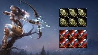 [KPLM] Solo Ashe 6 vô cực vs Ashe 6 huyết kiếm. Kết quả ra sao?