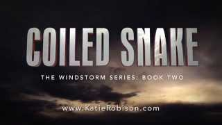 Coiled Snake Book Trailer