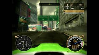 NFS MW Hastings Petrol Bunk Turns on Gamepad BMW Nonos Nojunkman By PROxJAKE