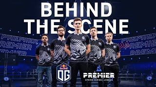 DreamOG | BLAST Premier: Spring 2020 Behind The Scene