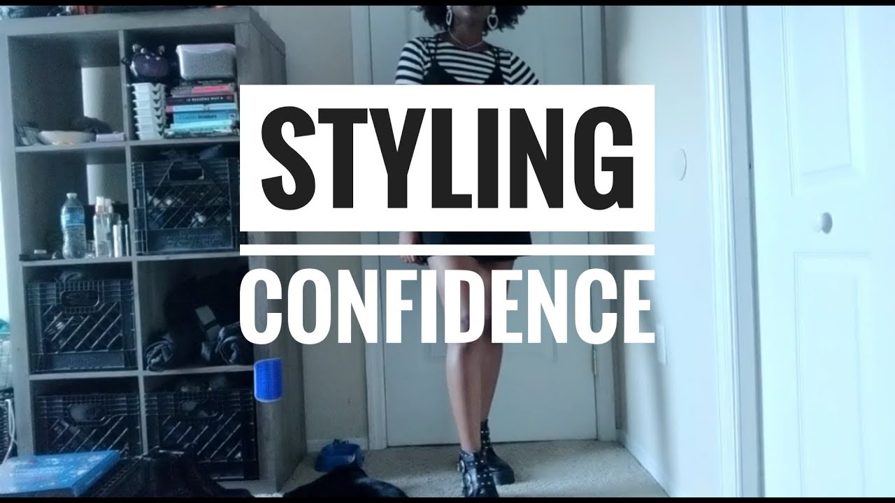 [VIDEO] - COOL GIRL LOOKBOOK // OUTFITS THAT MAKE ME FEEL CONFIDENT 3