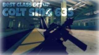 COLT SMG 635 (Best Class Setup) | ROBLOX Phantom Forces [BETA]
