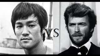 Epic Rap Battles: Bruce Lee vs Clint Eastwood