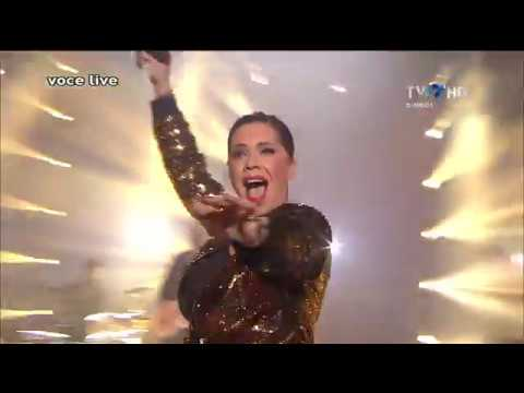 Luminița Anghel - Let Me Try (LIVE @ Eurovision. Aleșii!)