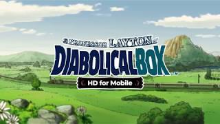 Professor Layton and the Diabolical Box HD for Mobile Trailer (U.S.)